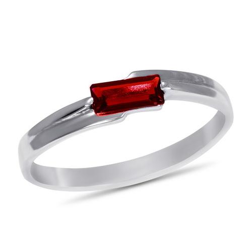 ... Золотое кольцо с гранатом ZT-700061 d5bc6b81941de